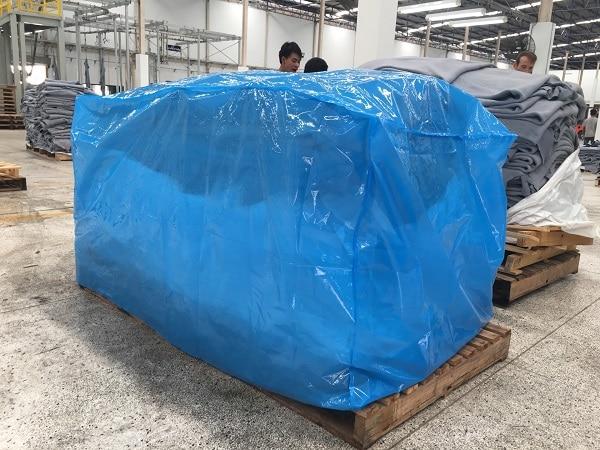 ขั้นตอนการผลิตถุงมุ้ง PE